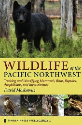 Wildlife of the Pacific Northwest by David Moskowitz