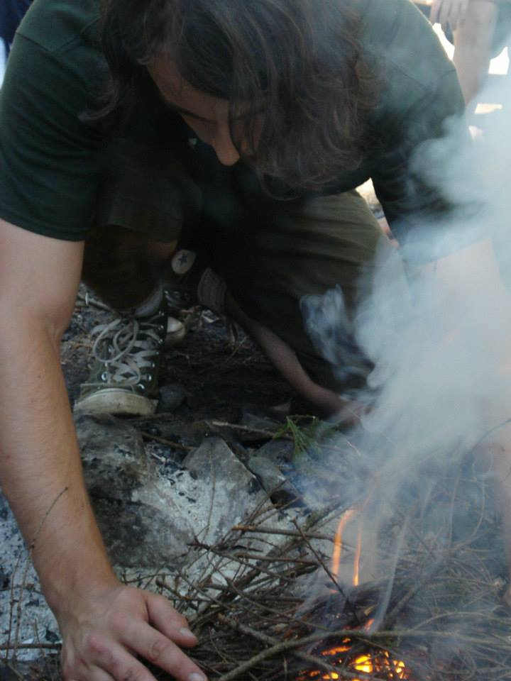 How to Pit Cook in the Outdoors
