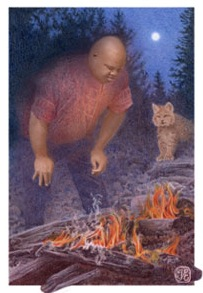 Guardian of the Fire by Joanna Powell Colbert
