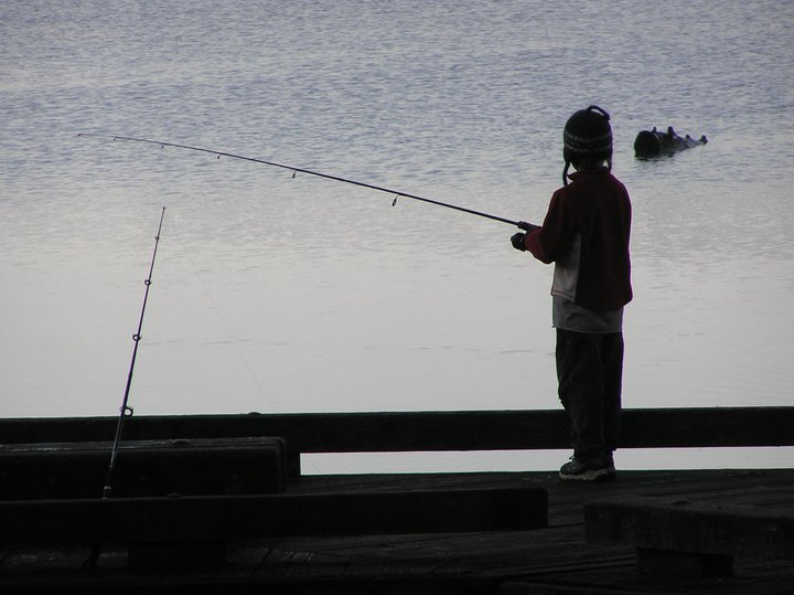 Subsistence Shore Fishing in Western Washington: Lakes, Rivers & Saltwater Piers