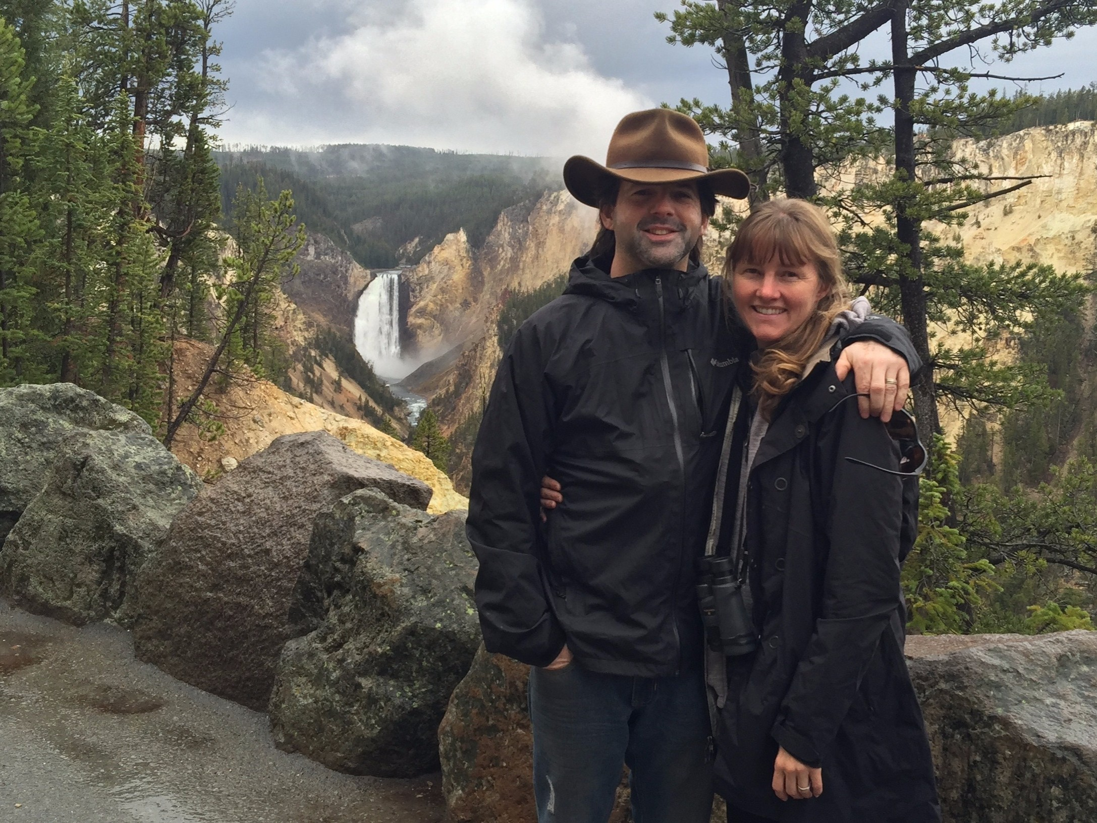 Roadtrip - Yellowstone 2016