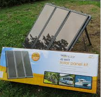 Day 36: Celebrating Earth Week - SOLAR for the cost of One Month's Power Bill