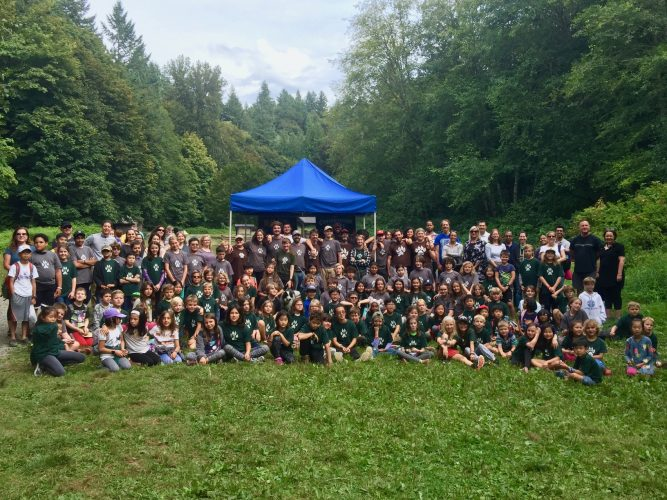 DEIJ at Wolf Camp: DIVERSITY, EQUITY, INCLUSION & JUSTICE in Outdoor Education & Recreation